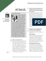 Salud Bucal Womenshealth