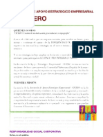 Asociacion CICERO - Presentacion 2012