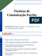 Tecnicas Da Comunicacao Escrita
