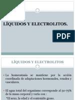 Liquidos y e