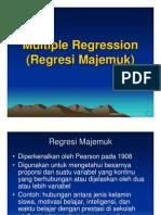 M Regresi penelitian