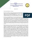 Law Enforcement Letter to Congress