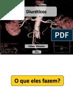 Aula de Diuréticos - Medicina - 2011.1
