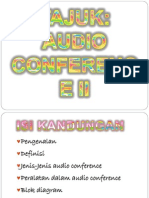 Audio and Video Maintenance II