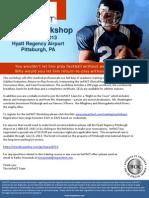 425 Pittsburgh Workshop Info Sheet July 2013 42476