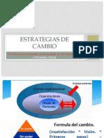 Unidad 3 Estrategias Del Cambio.