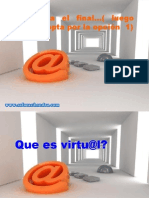 Que significa Virtual