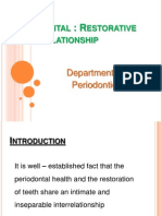 14a Periodontal Inter-relationship