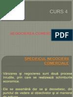Curs 4 - Tehnici de Negociere