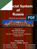 Presentation on Fin of Russia