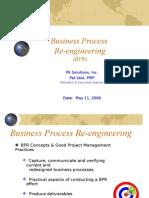 PMI BPR Presentation