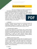 Contribución Parlamento Mapuche Rio Negro