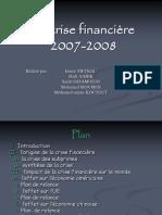 10002646 La Crise Financiere 20072008 Redac Finale