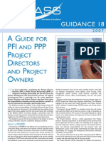 PFI and PPP