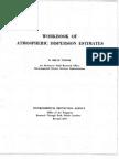 1691 Workbook Atmospheric Dispersion Estimates 1971