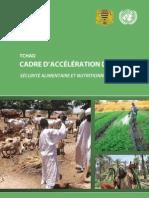 Tchad, Cadre d'accélération de l'OMD