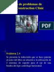 Análisis de problemas de Pump Consturtion Clinic2.4