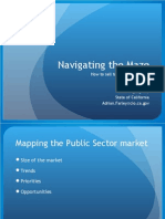 How to Sell to the Public Sector