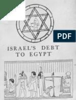 Israel Debt Egypt