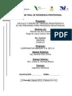 Informe Final de Residencia Profesional