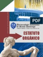 Estatuto UASD Actualizado en 2012