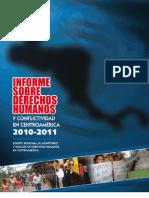 Informe DDHH 2010-2011