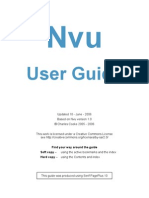 NVU Web Authoring Guide