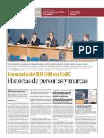 Articulo Levante Post Esic