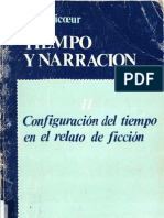 Paul Ricoeur - Tempo y narración. Libro2