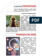 FALANGE MISSIONÁRIA FRANCISCANA.
