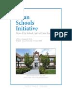 Clean Schools Initiative