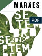 Revista Guimarães - Setembro 2012