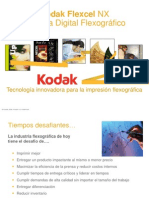 Flexcel Nx Tecnologia Innovadora