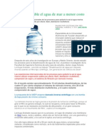 Vuelven potable el agua de mar a menor costo.docx