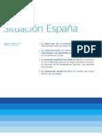 BBVA Research - Informe de la situación en España 2012-2013