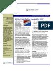 SFG Newsletter March 2009