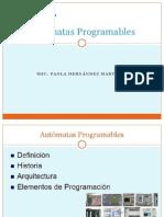 Autómatas Programables 2013
