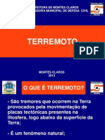 Palestra Tremores