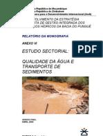qualidade de agua do rio pungue