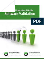 Software Validation Book