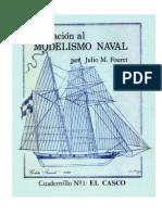 Iniciación al Modelismo Naval de Julio Miguel Fouret