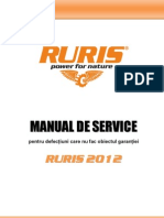 Manual de Service