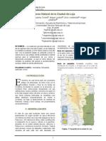 Paper_Entorno Natural de La Ciudad de Loja