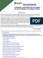 Guia Evaluacion y Prevencion Riesgos Utilizacion Equipos de Trabajo i