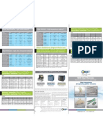 Polyjet New Materials Data Sheets