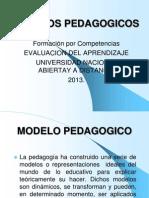 Modelos Pedagogicos ACTUALES FJT