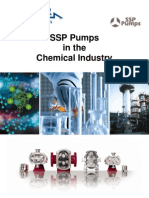 SSP Pumps in the Chemical Industry
