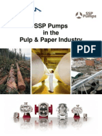 SSP Pumps in the Pulp & Paper Industry