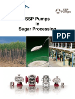 SSP Pumps in Sugar Processing