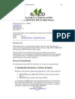 Guia de Instalacion SIFCO Open Source
